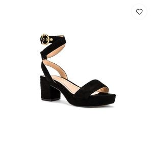 Serena Block Heel Platform Sandal